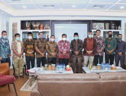 Bupati Kabupaten Tanjung Jabung Barat Kunker ke Ditjen Bina Adwil Kemendagri